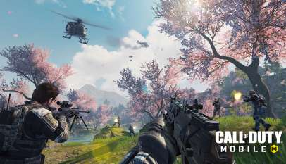 Call Of Duty :Mobile